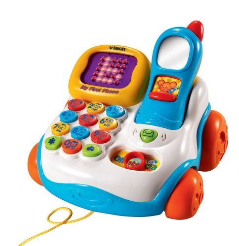 vtech my first phone instructions