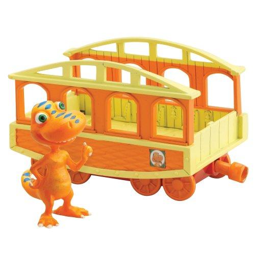 Dinosaur Train Toys : Dinosaur train buddy with car toy madness