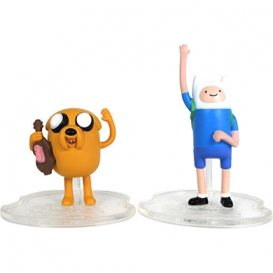 Adventure Time Finn and Jake 2inch Collectors pack figures ...
