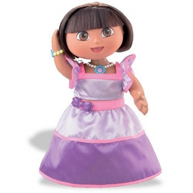 Dora the Explorer Dress and Dance Dora