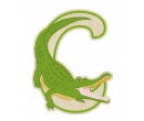 EverEarth Bamboo Letter C for Crocodile