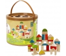 EverEarth building blocks with bucket