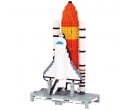 Nanoblock Space Center Deluxe Edition