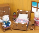 Sylvanian Families Bedroom Furniture Set