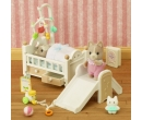 Sylvanian Families Babies At Home Set