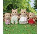 Sylvanian Families Honey Bear Family