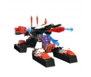 Tenkai Knights 2 in 1 Blastank War Stallion