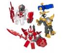 Tenkai Action Pack - Bravenwolf, Leinard, Hos