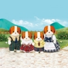 Sylvanian Families Chiffon Dog Family